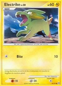 Electrike (63), Pokemon, Arceus