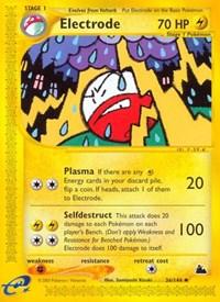 Electrode, Pokemon, Skyridge