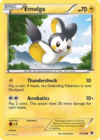 Emolga, Pokemon, Emerging Powers