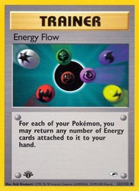 Energy Flow, Pokemon, Gym Heroes