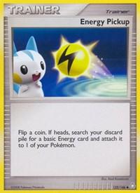 Energy Pickup, Pokemon, Legends Awakened