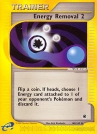 Energy Removal 2, Pokemon, Expedition