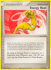 Energy Root, Pokemon, Unseen Forces