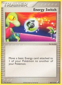 Energy Switch, Pokemon, Unseen Forces