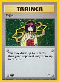 Erika (16), Pokemon, Gym Heroes
