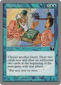Double Take, Magic: The Gathering, Unglued