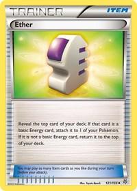 Ether, Pokemon, Plasma Storm