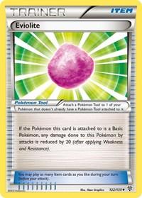 Eviolite, Pokemon, Plasma Storm