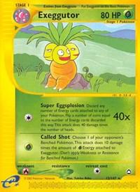 Exeggutor (12), Pokemon, Aquapolis
