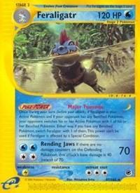 Feraligatr (47), Pokemon, Expedition