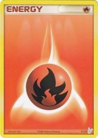 Fire Energy, Pokemon, EX Trainer Kit 2: Plusle & Minun