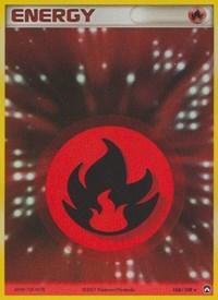 Fire Energy, Pokemon, Power Keepers