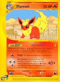 Flareon, Pokemon, Skyridge