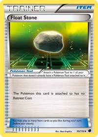 Float Stone, Pokemon, Plasma Freeze