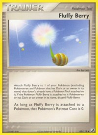 Fluffy Berry, Pokemon, Unseen Forces