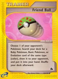 Friend Ball, Pokemon, Skyridge