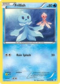 Frillish, Pokemon, Noble Victories