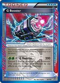 G Booster (Team Plasma), Pokemon, Plasma Blast