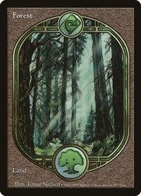 Forest - Unglued, Magic: The Gathering, Unglued