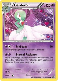 Gardevoir, Pokemon, Legendary Treasures: Radiant Collection