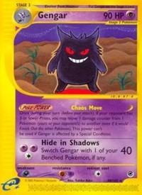 Gengar (48), Pokemon, Expedition