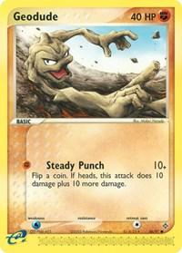 Geodude (56), Pokemon, Dragon