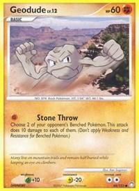 Geodude, Pokemon, Mysterious Treasures