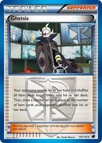 Ghetsis (Team Plasma), Pokemon, Plasma Freeze