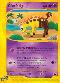Girafarig, Pokemon, Skyridge