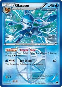 Glaceon (Team Plasma), Pokemon, Plasma Freeze