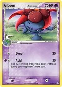 Gloom (Delta Species), Pokemon, Holon Phantoms