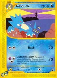 Golduck (50a), Pokemon, Aquapolis