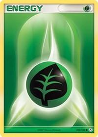 Grass Energy, Pokemon, Diamond and Pearl