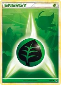 Grass Energy, Pokemon, Call of Legends