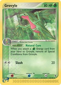 Grovyle (32), Pokemon, Ruby and Sapphire