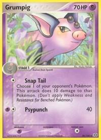 Grumpig (30), Pokemon, Emerald