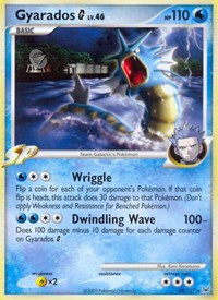 Gyarados G, Pokemon, Platinum