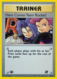 Here Comes Team Rocket! (15), Pokemon, Team Rocket