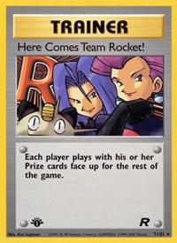 Here Comes Team Rocket! (71), Pokemon, Team Rocket