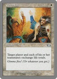 Get a Life, Magic: The Gathering, Unglued