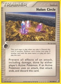 Holon Circle, Pokemon, Crystal Guardians