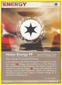 Holon Energy FF, Pokemon, Delta Species