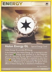 Holon Energy GL, Pokemon, Delta Species