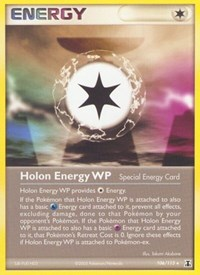Holon Energy WP, Pokemon, Delta Species