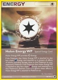 Holon Energy WP, Pokemon, Dragon Frontiers