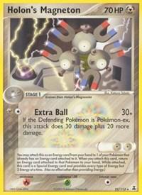 Holon's Magneton, Pokemon, Delta Species