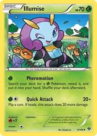 Illumise, Pokemon, XY Base Set
