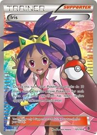 Iris (101 Full Art), Pokemon, Plasma Blast