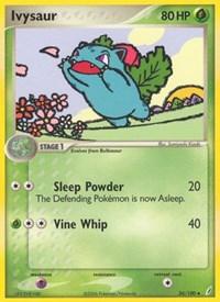 Ivysaur (34), Pokemon, Crystal Guardians