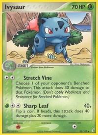 Ivysaur (35), Pokemon, Crystal Guardians